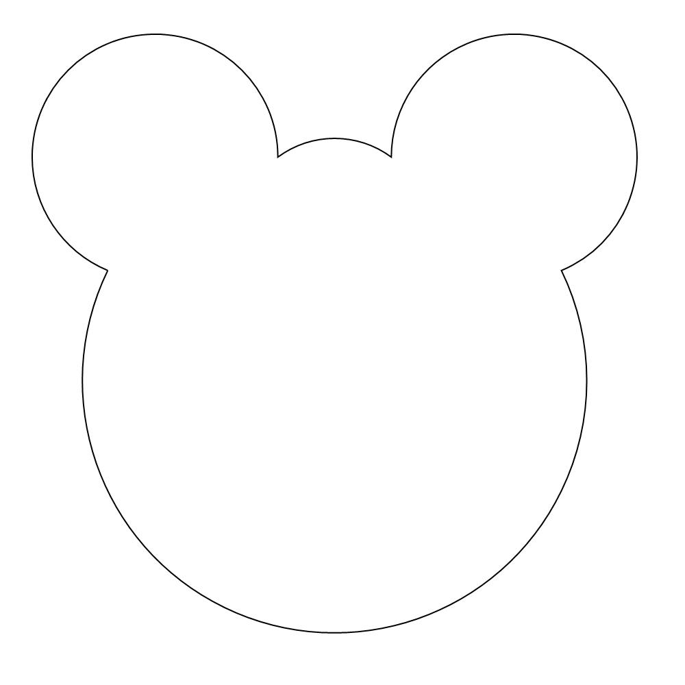 teddy bear mask templates to print out u2013 early play templates
